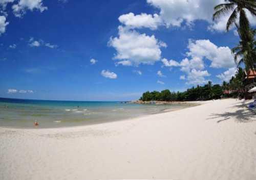 пляж чавенг на самуи: самое детальное описание с фото
